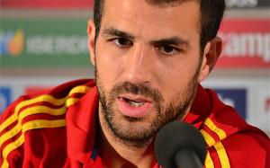Fàbregas: Może fani na Camp Nou byli przeciwko mnie