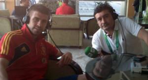 Piqué: Musimy przekonać Thiago do pozostania