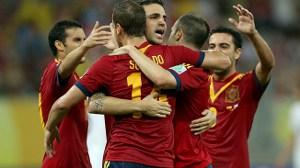 Cesc Fàbregas dla FIFA.com