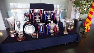 66 tytułów Barcelony w ciągu pięciu lat