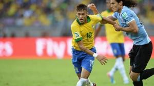 Alves i Neymar w finale Pucharu Konfederacji