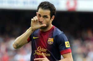 Cesc Fàbregas będzie rozmawiał z Tito