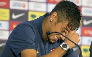 Neymar uczy się katalońskiego