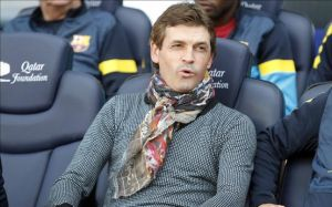 Vilanova: To był bardzo dobry sezon