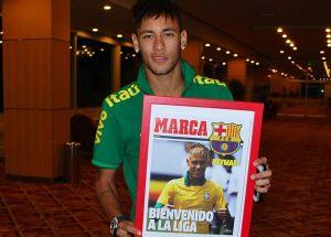 Neymar: Będę podekscytowany