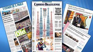 Transfer Neymara – zainteresowanie globalne