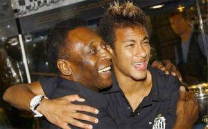 Pelé: Neymar może być lepszy od Messiego