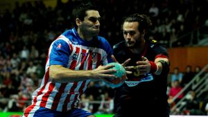 Lazarov w Barcelonie Intrersport!