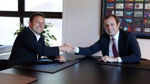 Eusebio Sacristán podpisał umowę