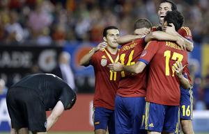 Hiszpania górą w pojedynku z Irlandią
