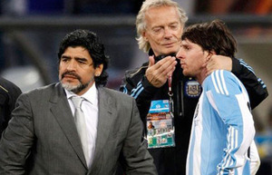Signorini: Messi może nie trafić z formą na Mundial