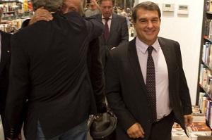 Laporta: Jestem gotowy, aby ponownie być prezydentem Barçy