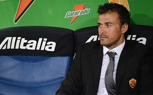 Luis Enrique nowym trenerem Celty Vigo