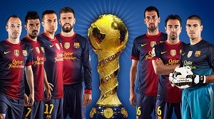 Siedmiu graczy Barçy może sięgnąć po kolejne trofeum