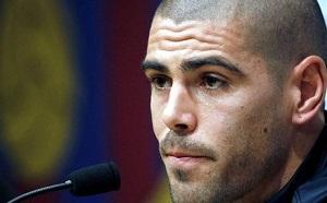 Valdés: Został mi jeszcze rok w Barçy i jestem z tego szczęśliwy