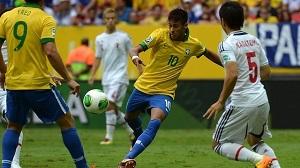 Zwycięski początek Neymara i Alvesa w Pucharze Konfederacji