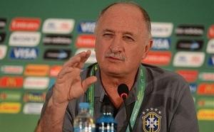 Scolari: Mówiłem, że Neymar to crack