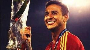 Thiago Alcántara wybrany MVP Mistrzostw Europy U21