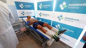 Neymar przeszedł testy medyczne