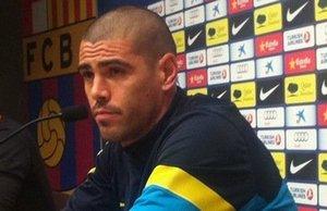 Barça-Valdés z 2014 rokiem na horyzoncie