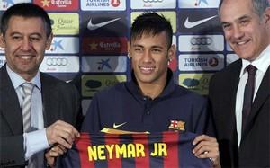 Bartomeu: Wtrącanie sie Realu spowodowało podniesienie ceny kontraktu za Neymara