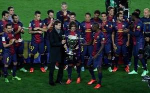Rekordy Barçy w sezonie 2012/13
