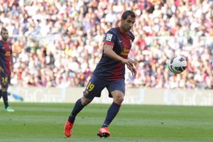 Montoya strzela pierwszego gola w lidze
