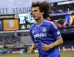 PSG także chce Davida Luiza