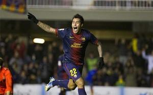 Sergio Araujo kończy przygodę z Barçą B
