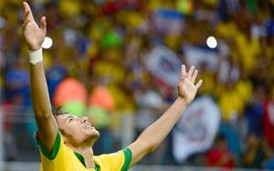 Neymar: Doprowadziliśmy Włochów do lekkiego szaleństwa