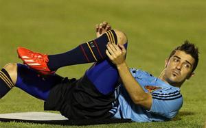 Villa: Neymar to jeden z najlepszych na świecie
