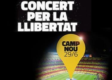 Concert per la Llibertat i współpraca z ANC – Polska