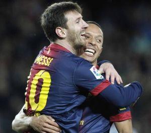 Messi – najbardziej skuteczny zawodnik w Europie