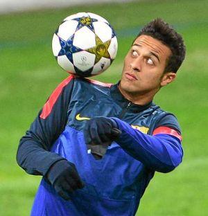 Barça odpuszcza Thiago