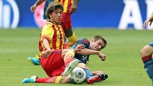 Sergi Roberto: Sądzę, że Martino idealnie pasuje do naszej ekipy