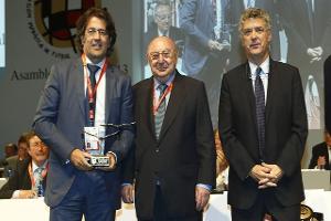 FC Barcelona z nagrodą Fair Play
