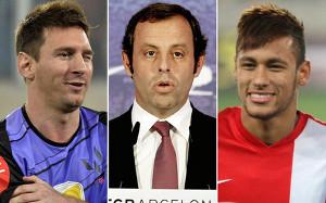 Rosell: Messi i Neymar dobrze się rozumieją