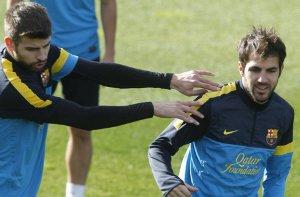 Piqué: United tylko marnuje czas na Cesca