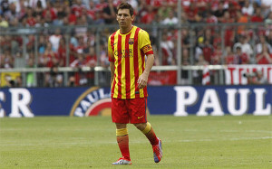 Messi: Nie mam nic wspólnego z wyborem Martino