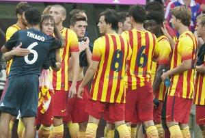 Barça zadebiutowała senyerą i jedenastką Barçy B