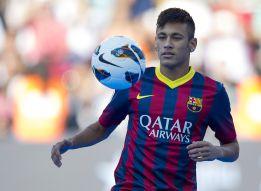 Neymar zadebiutował w Barçy
