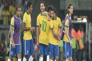 Alves: W Brazylii to był tylko mały pokaz
