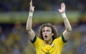 Guardiola chce mieć Davida Luiza