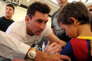 Messi: Barça to idealny klub dla Neymara