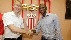 Éric Abidal w AS Monaco