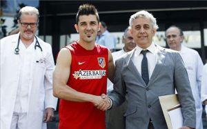 Villa: Chciałem tu trafić i Barça mi to ułatwiła