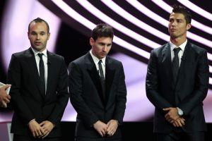 Messi nominowany do kolejnej nagrody