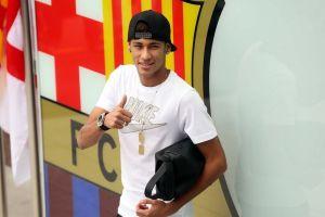 Neymar powróci do Barcelony 25 lipca