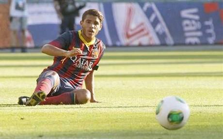 Dos Santos zostaje