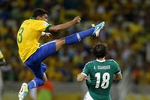 Thiago Silva: Gra w Barçy to marzenie